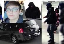 警方确认!加拿大遭绑架中国留学生已安全找到,穿加拿大鹅的小二黑绑匪依然在外逃窜-留学世界网