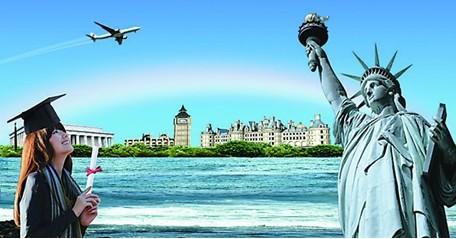 其实去美国留学并不难,有经验的导师很关键