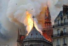 突发!巴黎圣母院大火!800年古迹被焚毁,全人类最伤心的一天,人们哭了,上帝怒了-留学世界网