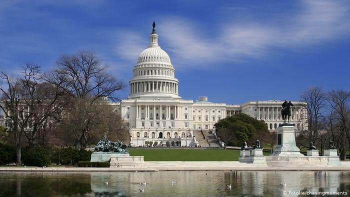 Capitol USA Amerika Washington (Fotolia/chasingmoments)