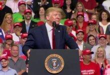 特朗普正式发表2020年美国总统连任演讲:再给我 4 年,我能让美国继续伟大!(附演讲稿)-留学世界网