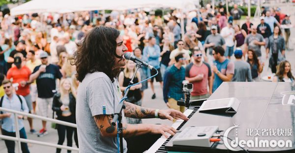 6/21-6/23 西雅图周末活动嗨翻天!亚洲夜市、Fremont Fair、Midsomer音乐节