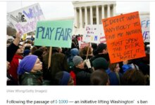 美国华盛顿州平权法案卷土重来,将影响该州公立大学-留学世界网