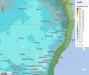 2019年来最冷一天,全澳气温暴跌!悉尼0℃,墨尔本5℃,霜冻暴雨连番轰炸