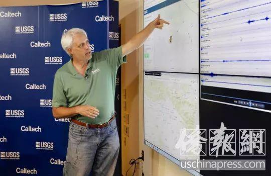 南加内陆一周400余小震引人警觉!专家建议做好防震准备