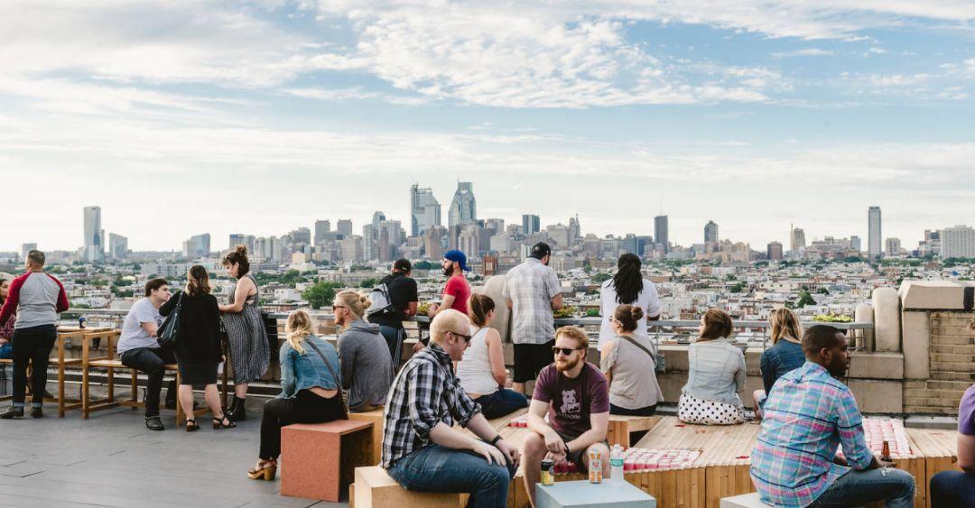 分分钟蹿红抖音!这五个费城最ins拍照圣地,90%的人看了都想去!