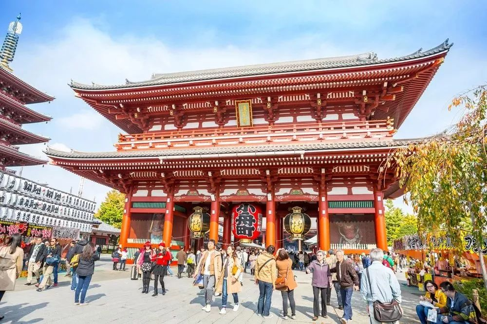 注意!这是2019年中国游客票选日本关东地区人气景点top10