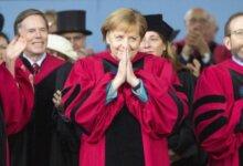 德国总理默克尔哈佛演讲:打破无知与狭隘的思维,一切皆有可能-留学世界网