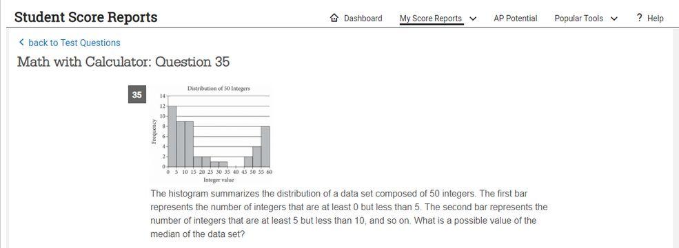 号外!5月SAT数学部分出现评分错误!有人分数将被上调!