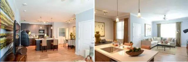 在美国各地1000刀能租到什么样的房子?大house还是小单间?