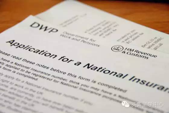 【修正版】英国留学打工如何申请NI号码,我又能打点什么工