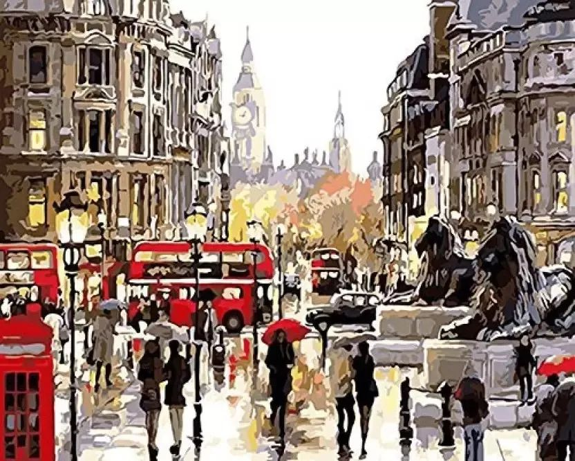 伦敦学生图鉴   伦敦不会试图改变你,她只会用自己的方式包容最真实的你