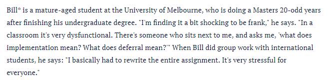 """""""对不起,我坚持不住了""""澳中国学生深夜崩溃!留学这么苦,为什么要继续?"""