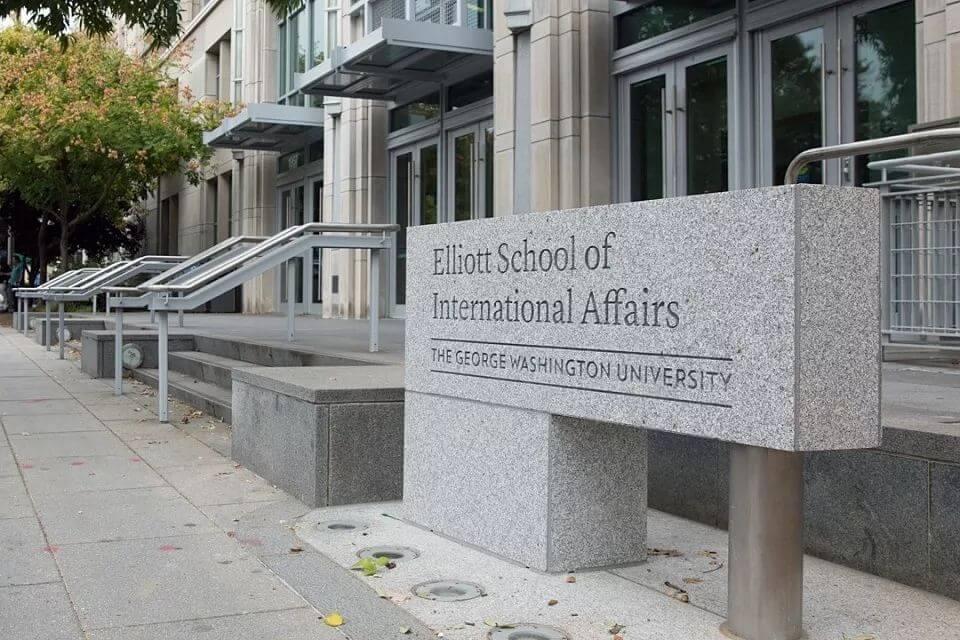 乔治华盛顿大学–以国父为名的学校