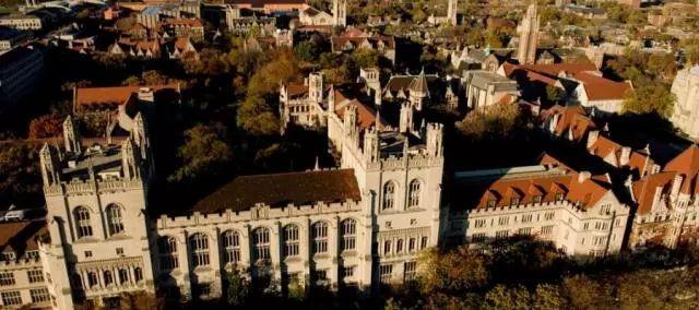 芝加哥大学不得不说的故事