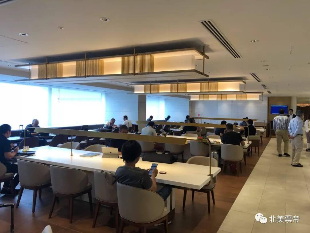 【票帝体验】日航成田机场新旗舰休息室体验