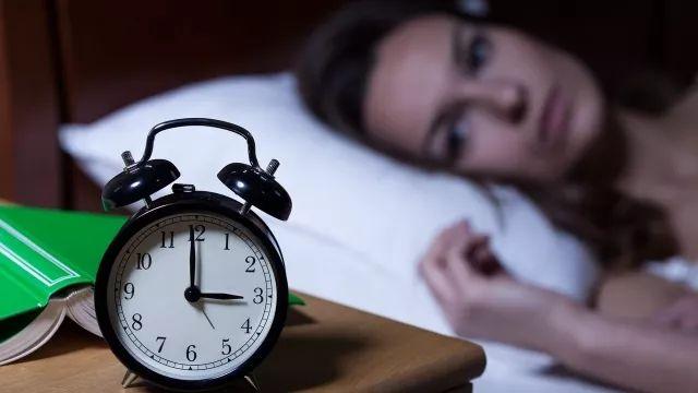 你为什么不睡觉?失眠就用这5招