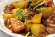 英国留学生的美味午餐,土豆烧鸡-留学世界网