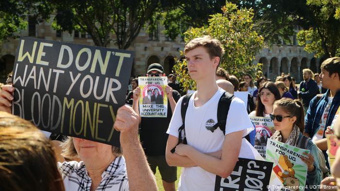 澳洲广播公司ABC播出中共渗透澳洲大学节目,中国留学生感觉被侮辱