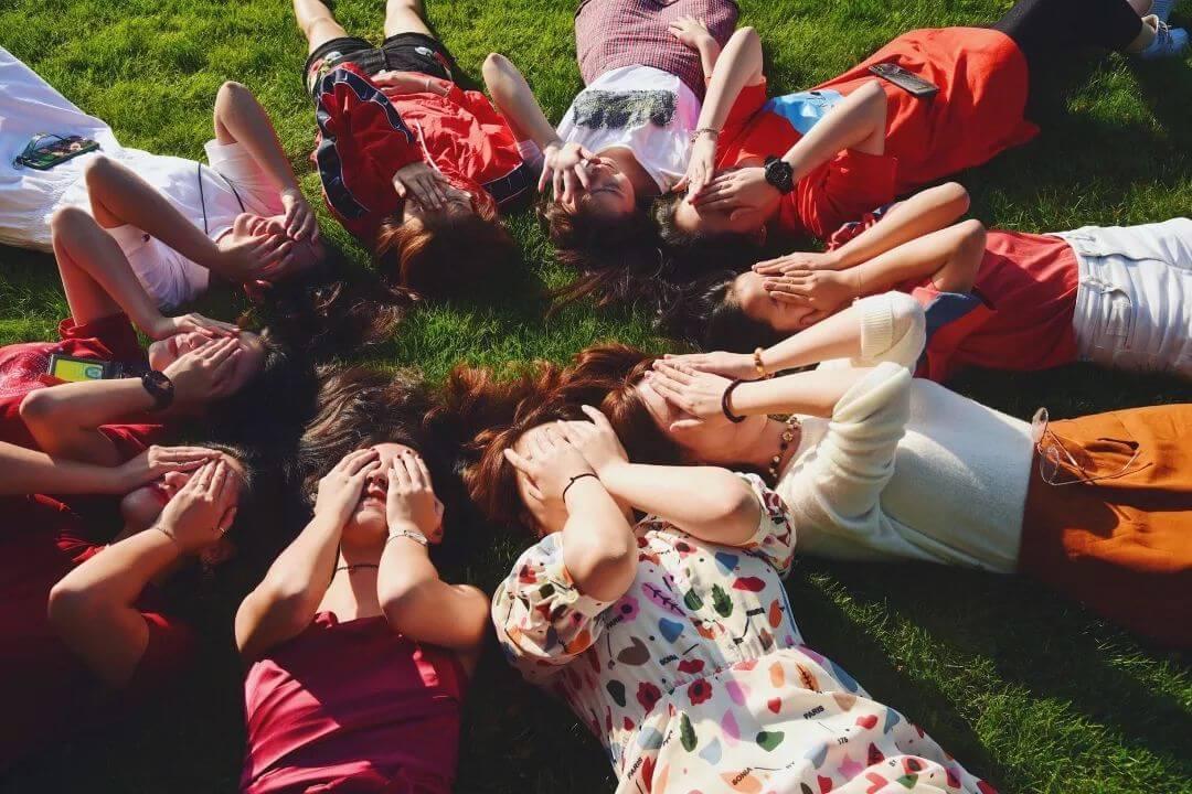 美高留学生的国庆70周年的正确打开方式