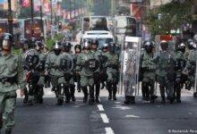 香港中文大学激战一夜成为战场!内地生被困!香港8大高校全部停课-留学世界网