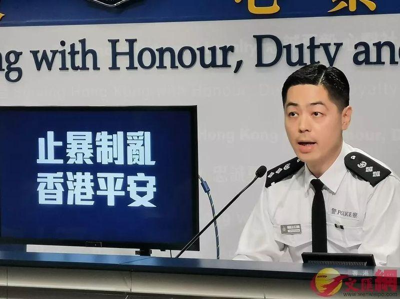 """香港理工大学""""行军布阵图""""曝光,高度军事化"""