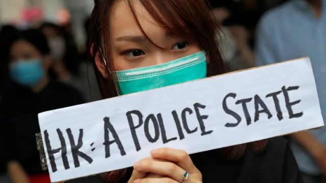 香港学生代表到加拿大游说,呼吁执行人权法案