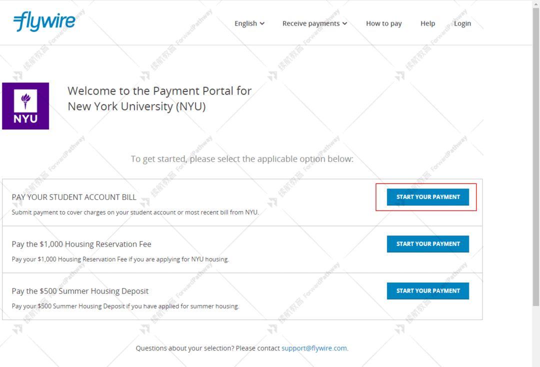 纽约大学竟然可以用支付宝交学费啦!教你玩转各种支付方式
