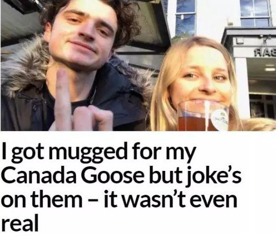 可怕!华人穿加拿大鹅被抢劫,被连捅数刀!