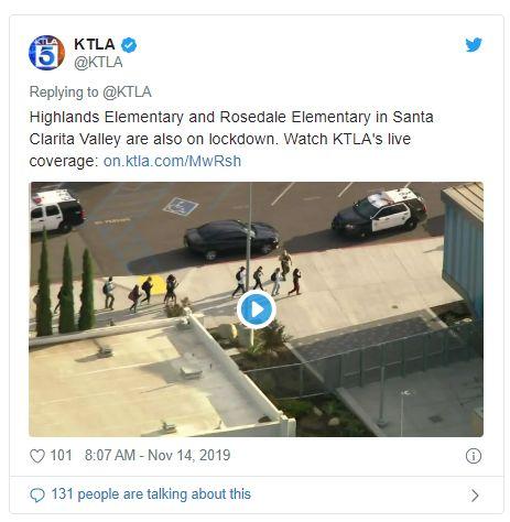 突发!亚裔16岁少年庆祝生日,冲进高中开枪扫射!为躲追捕爆头自杀!