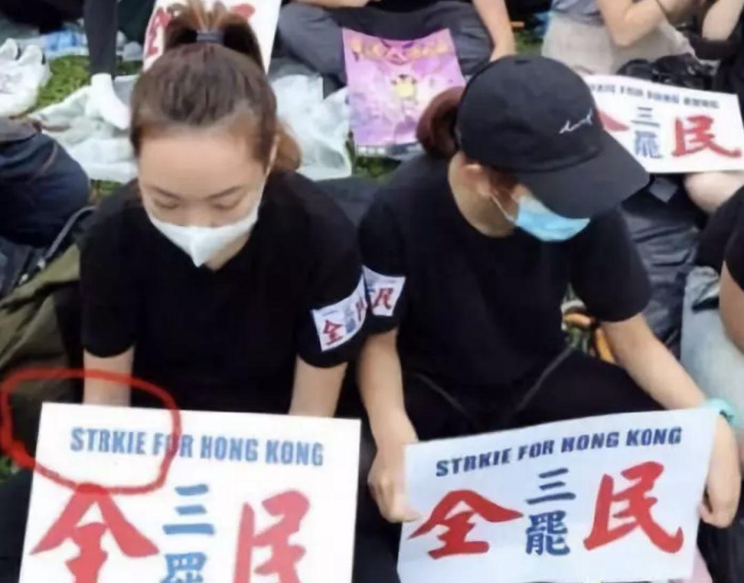 香港示威者迷惑行为大赏