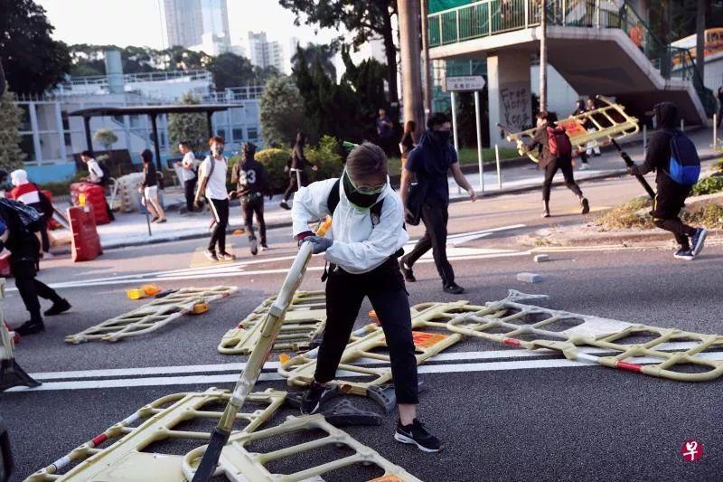 透视|一夜间,香港8大高校全部停课