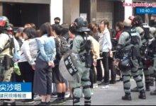 香港理工大学學生會會長廖建鈞发布紧急公开声明|大批市民和学生被捕现场图片|2019年11月18日最新版-留学世界网