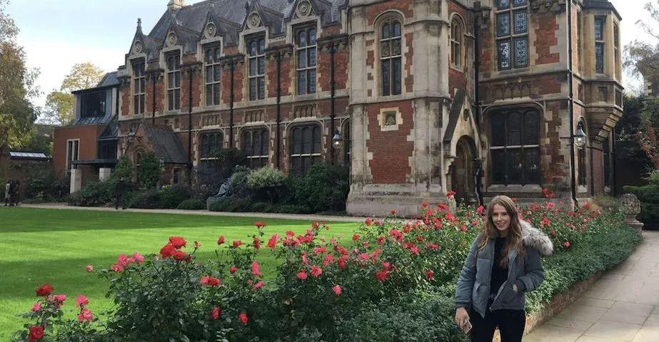 有一个剑桥男朋友,是一种怎样的体验?