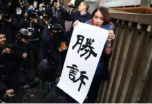 日本留学生伊藤诗织为了美国工作被日本首相安倍晋三御用记者侵害,用司法诉讼引领日本#Me too运动-留学世界网