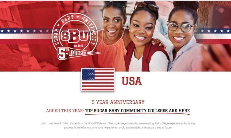 """300万美国大学生在线找""""干爹""""包养"""