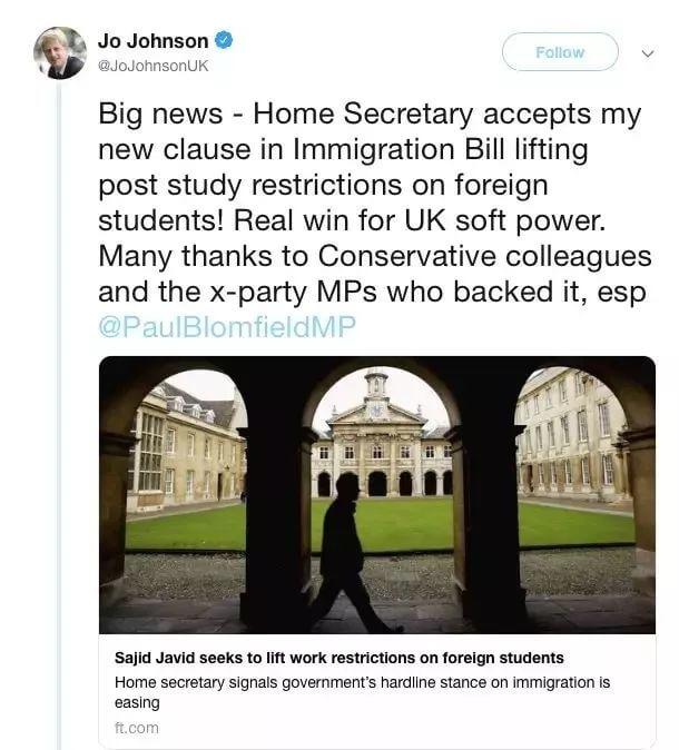 换首相、PSW、脱欧 ... 2019年英国留学生都经历了什么?