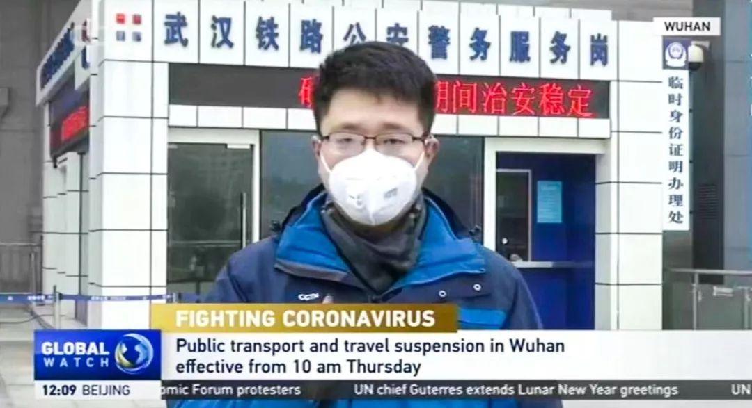 媒体不死!武汉一线记者口述实录