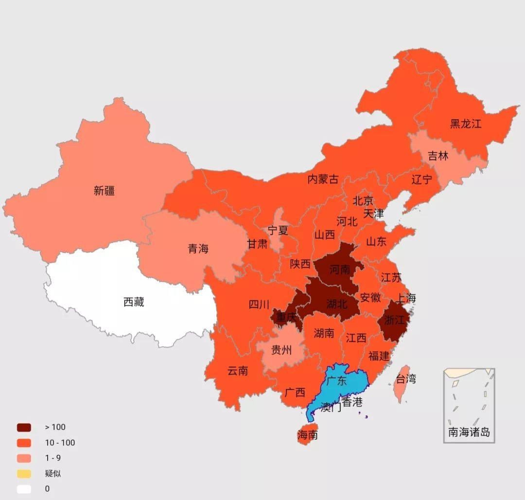 500多万人离开武汉后,各地高发期将到来?湖北各地市压力山大!