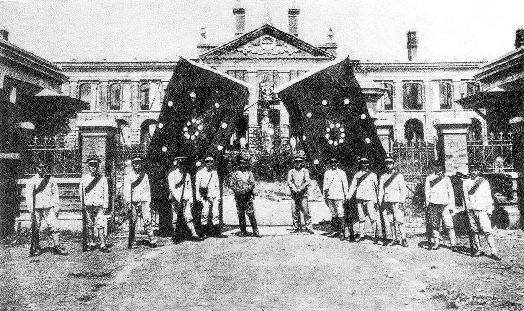 帝国对抗瘟疫的最后一战