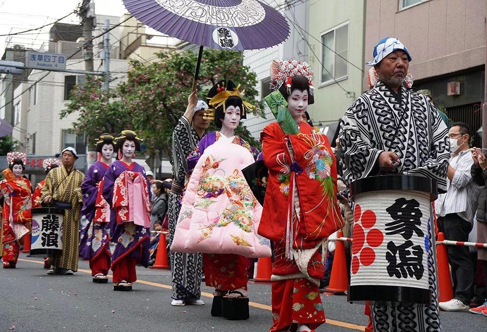来日本体验艺伎摄影大火,原来花魁和舞伎是不一样的!