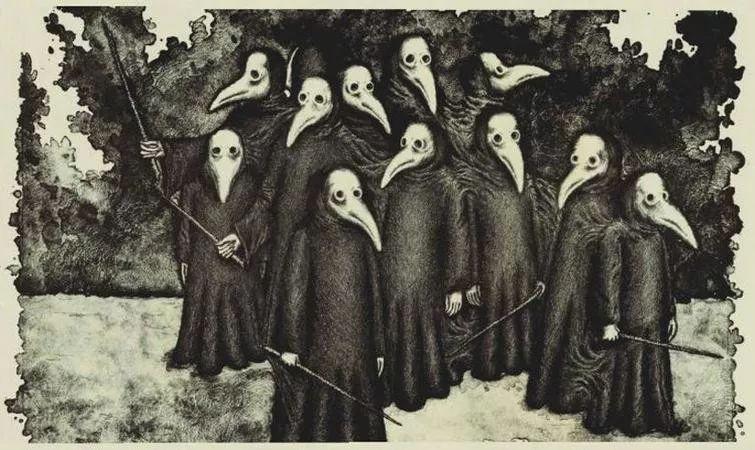 进击的瘟疫战争:人类与死神赛跑,谁能笑到最后?