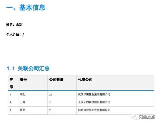 武汉华南海鲜市场幕后女老板:名下29家公司,SARS后曾偷卖果子狸!