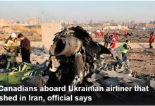 惨痛!乌克兰客机在伊朗德黑兰坠毁,57名加拿大人罹难,包括滑铁卢大学贵湖大学等多名留学生-留学世界网