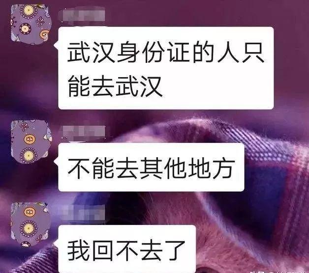 武汉隔离:他们被病毒攻击,我们被敌意攻击