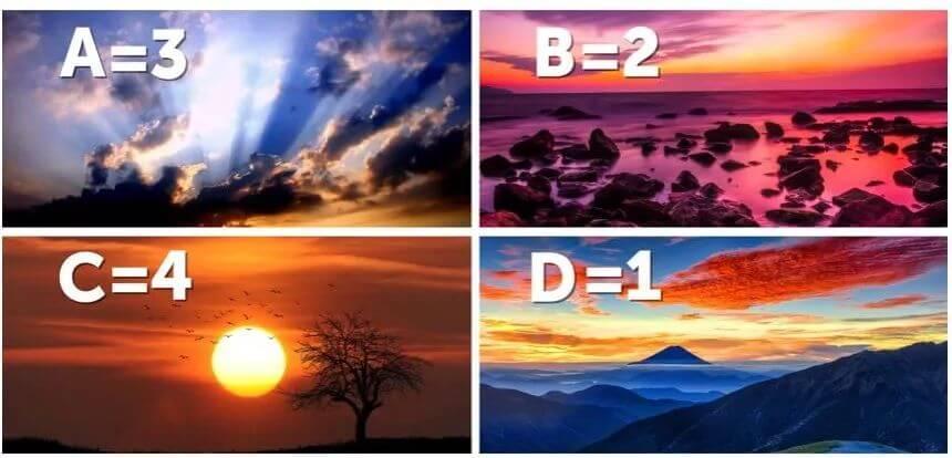 日本网友都在做的颜色诊断:从所选颜色看出你的精神年龄!
