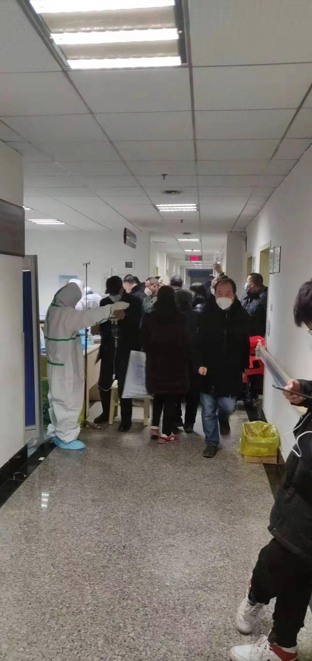 钟南山发话前,武汉这位医生向附近学校发出疫情警报