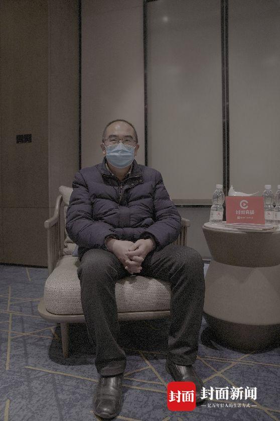武汉金银潭医院院长张定宇:呼吁痊愈患者捐献血浆