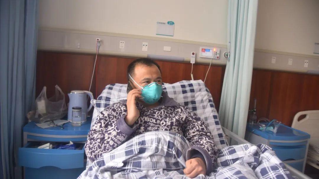 感染、病危、治愈、重返一线,一位武汉ICU主任的38天生死劫