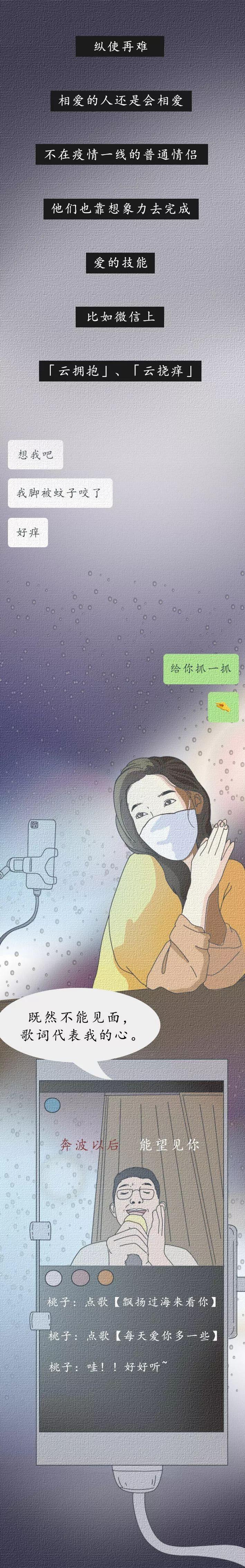 疫情笼罩下,一个没有情人的「情人节」。